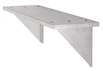 H7149MS - Haws Mounting Shelf for Remote Chiller