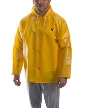 J22107 - Tingley Iron Eagle Gold Jacket Storm Fly Front with Attached Hood