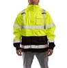 J24122 - Tingley Icon Class 3 Fluorescent Yellow-Green Jacket - XL
