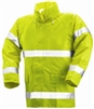 J53122 - Tingley Class 3 Lime Rainwear Jacket