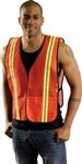 LUX-XTTM - OccuNomix Value Mesh Two-Tone Vest