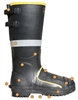 "MB816B - Tingley 16"" Black Metatarsal Boot"