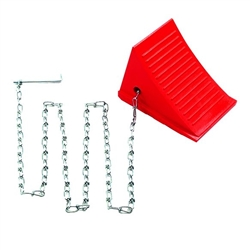 MS1602-1-10 - Checkers® Roadblocks™ Wheel Chock Accessories-10' EconoChain