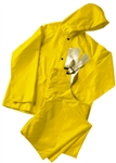 O21007 - Tingley Eagle Yellow Overall Plain Front