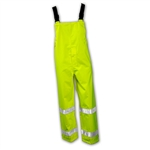 O23122 - Tingley Vision Class E Fluorescent Yellow-Green Overall