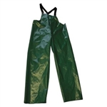 O41008 - Tingley Safetyflex Green Overall Plain Front