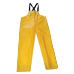 O56107 - Tingley Durascrim Yellow Overall Fly Front