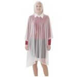 P68800 - Tingley Clear Poncho Retail Packaged