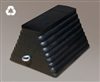 RC915 - Checkers® Roadblocks™ 915 Series Rubber Wheel Chock with Bottom Void