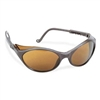 S1603 - Uvex Bandit Safety Espresso Lens Glasses