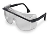 S2504 - Uvex Astro OTG Gray Lens Safety Glasses