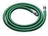 SP140 - Haws 8' Rubber Hose w/ Swivel Fitting