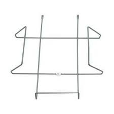 Wall mounted Hard Hat Rack