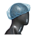 UB1000B - West Chester SBP Blue Hair Nets 1000 Count