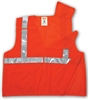 V70529 - Tingley 5 Point Breakaway Vest Fluorescent Orange-Red