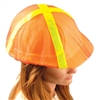 V896-R - OccuNomix High Visibility Hard Hat Cover - Regular Brim